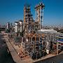 2010: Planta La Porte, Texas - EUA. Ano de início da internacionalização da Braskem nos Estados Unidos.