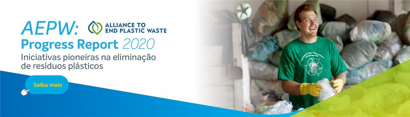 Confira as iniciativas pioneiras na eliminação de resíduos plásticos.