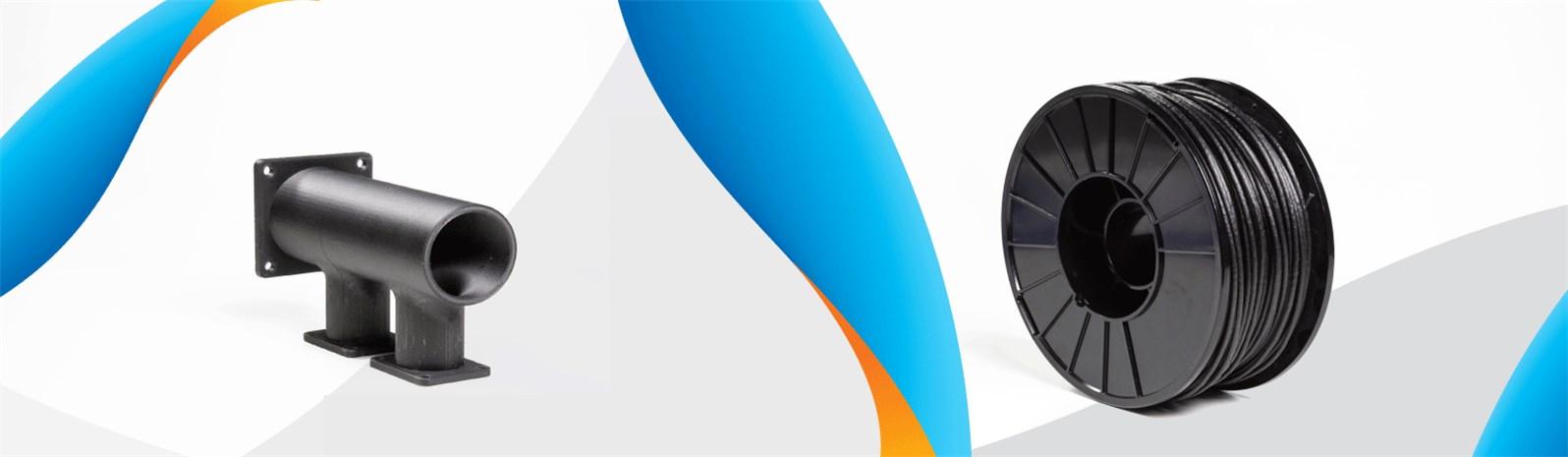 New portfolio will include innovative carbon fiber reinforced polypropylene filament for 3D printing